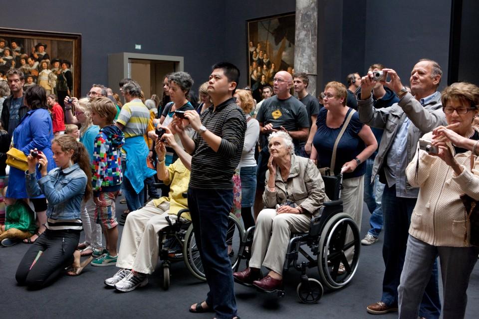 ©Maarten Kools, 2013, Fotograferen in musea, Rijksmuseum