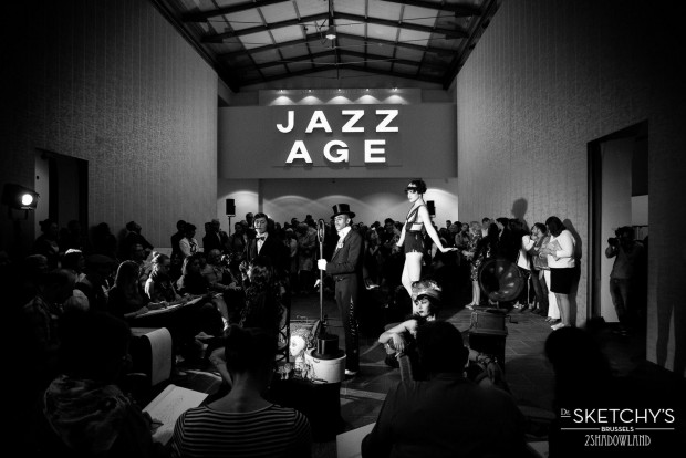 jazzage overzicht ©2shadowland