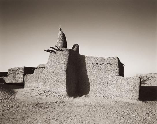©sebastian schutyser, adobe mosque, Baney mosque