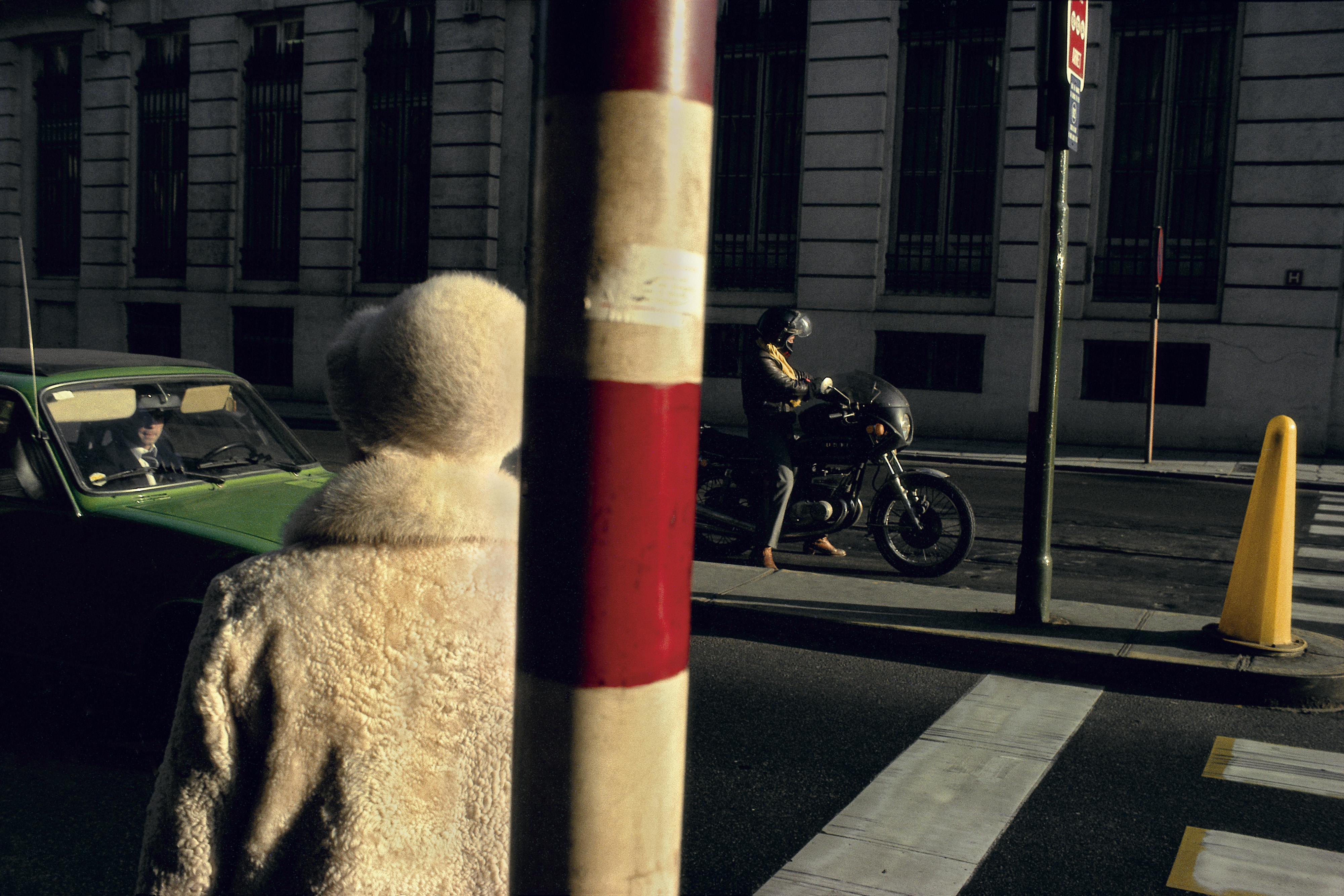 ©harry gruyaert, 'Brussel' , Courtesy Gallery Fifty One