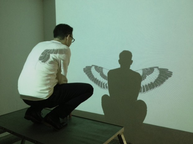 Martin Brandsma, 'Becoming', 2014, sign, klapekster