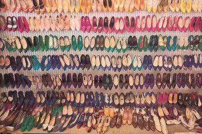 imelda marcos, shopverslaafd, schoenen, overdaad,